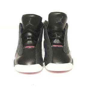 Air Jordan 13 Retro TD Hyper Pink Sneakers Size 8C